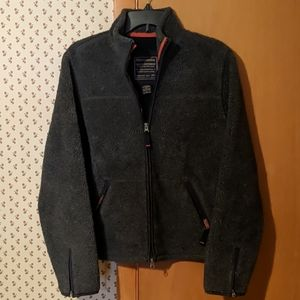 Abercrombie and Fitch Mountain Pile Fleece Jacket